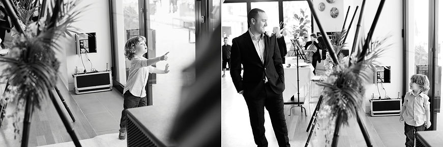 Moments captured wedding photography in St Kilda