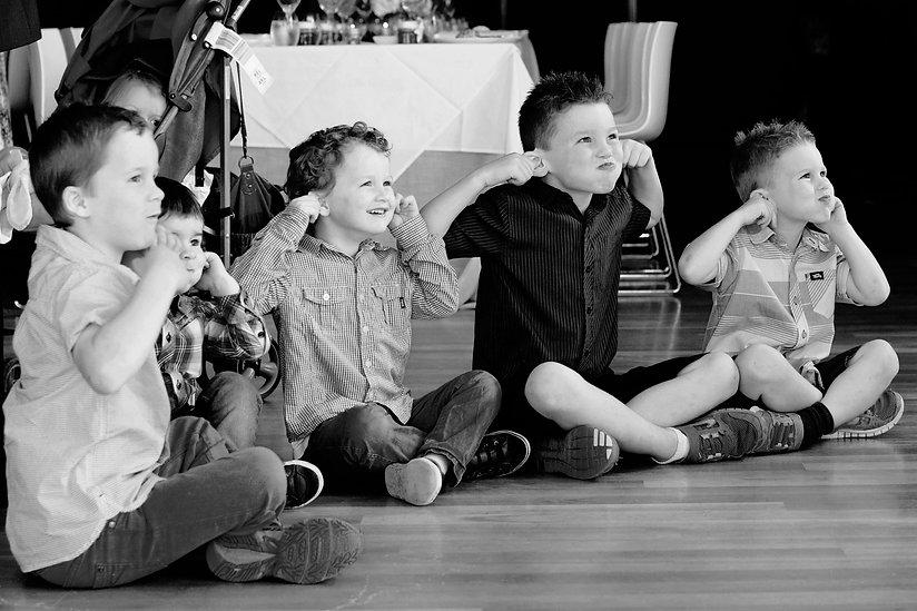 st Kilda wedding photography, kids at wedding
