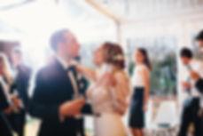 melbourne marquee garden wedding