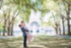 Carlton gardens wedding photos