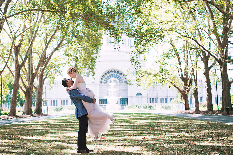 Carlton gardens wedding photos