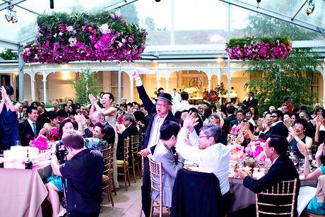 melbourne garden marquee wedding photography