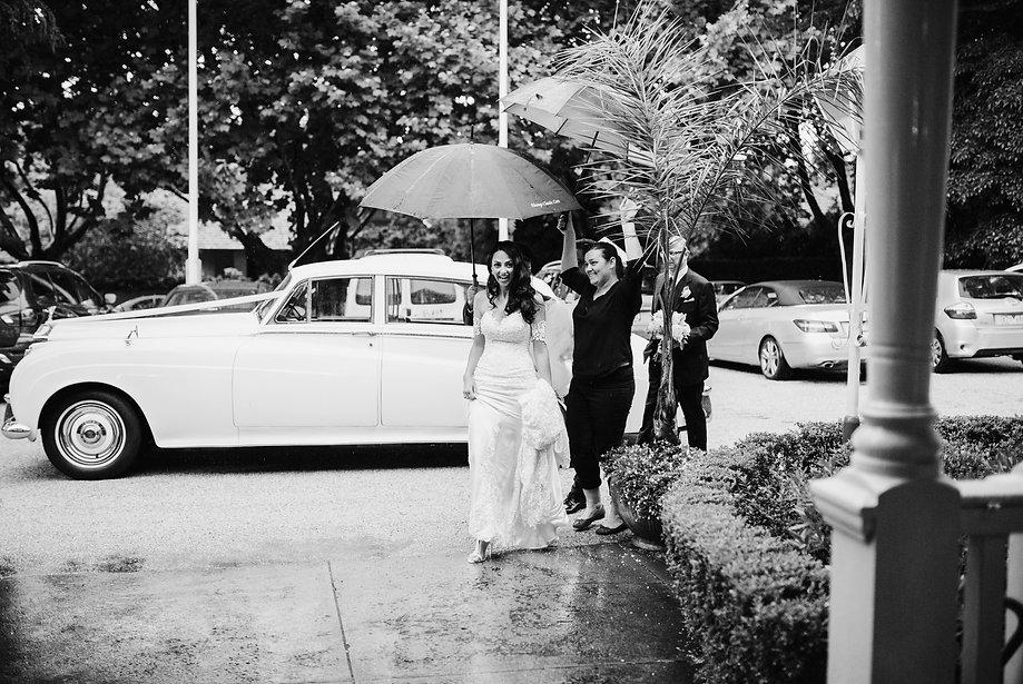wedding photos at the Power house  geelong
