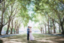 Bride in Blush wedding dress, Melbourne photographer