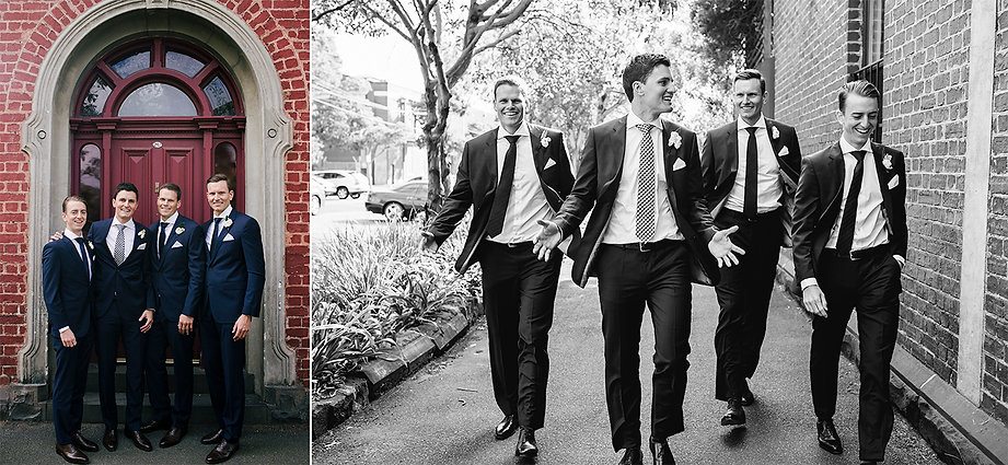 south melbourne wedding | luminare