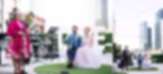 pink wedding dress, australia