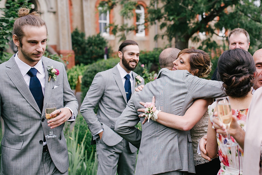 Lavandula wedding photos