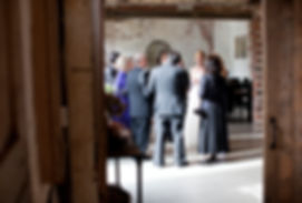 Stones winery barn wedding