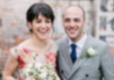 Morning wedding photos in Daylesford