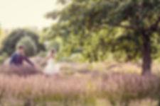 Lavandula wedding photography - lavander fields
