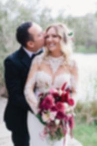 Daylesford bride - wedding photos getting ready