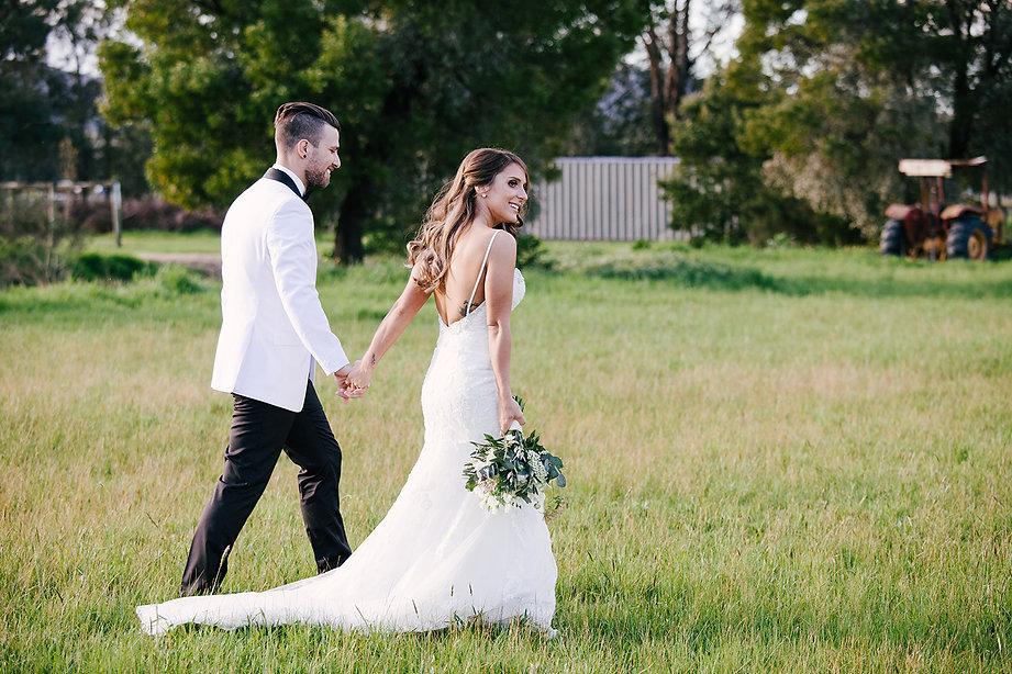 Yarra Valley Wedding Photos
