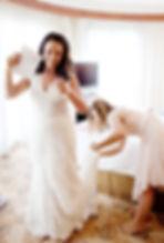 lace wedding dress, fitzroy gardens wedding photography