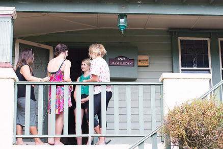 documentary photos of wedding in Daylesford