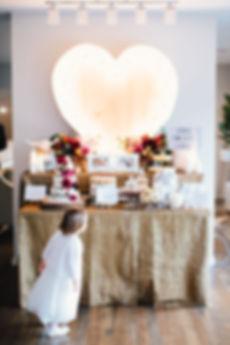 geelong dessert table, Ladybird cakes
