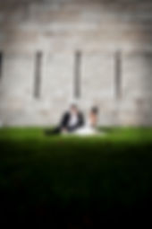 glamourous Bride and groom portraits in Melbourne
