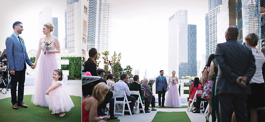 Melbourne outdoor ceremony venues