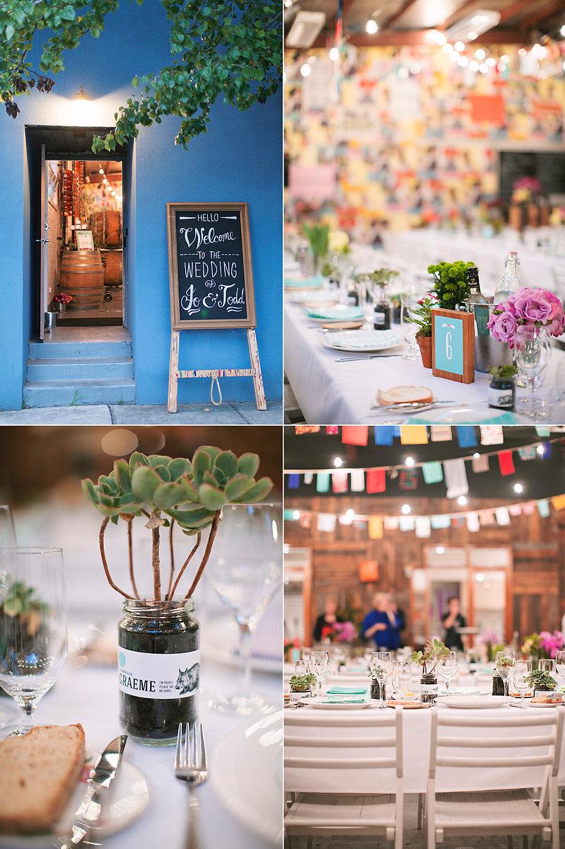 Raw Materials Studio Wedding
