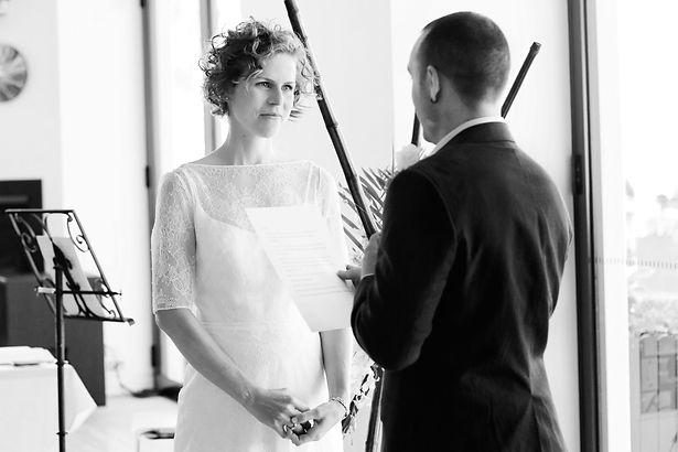 Encore wedding ceremony vows