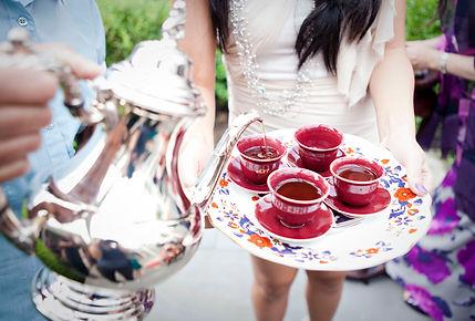 Chinese tea ceremony in Australia