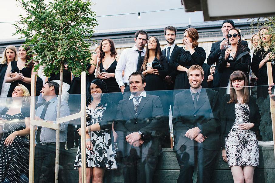 Peter Rowland Wedding, Melbourne