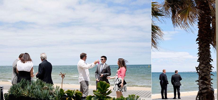 Melbourne natural wedding photos