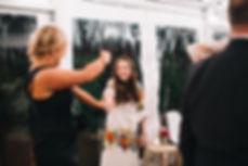Geelong Wedding dancing photos at reception