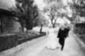 Bride and groom natural photos at Meadowbank