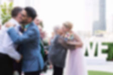 Wedding photos at Tonic House Melbourne