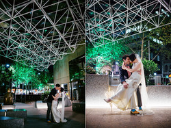 The Chapter house Wedding