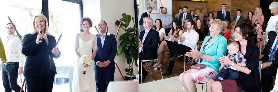 natural photos of wedding