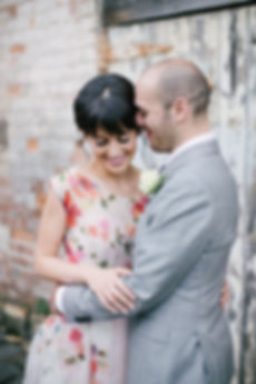 bride and groom photos at abbotsford Convent