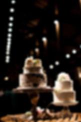Melbourne cheesecake wedding cake