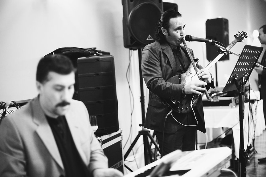 Melbourne wedding with Turkish music