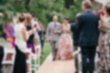 melbourne pink wedding dress