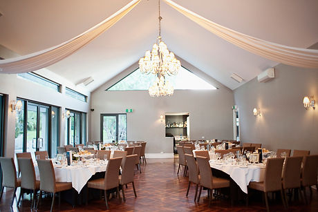 Meadowbank Wedding ballroom, Melbourne