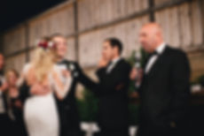 Geelong wedding at home