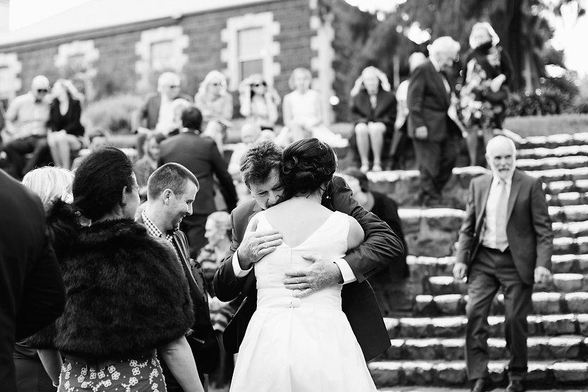 Melbourne Tomic House wedding photos