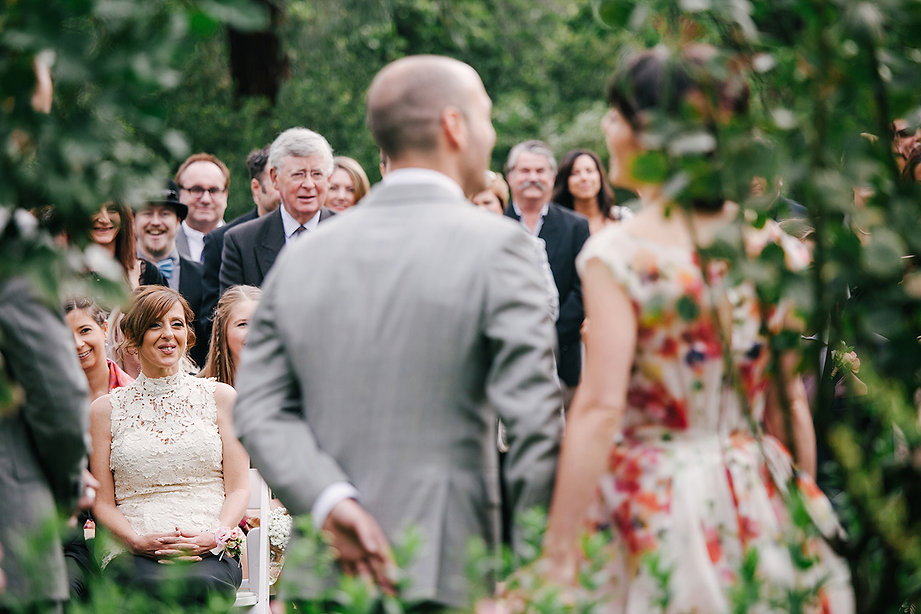 Daylesford wedding photos - Invatation to Lavandula