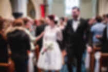Williamstown church wedding