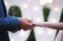 unique and untraditional outdoor wedding ceremony in melbourne