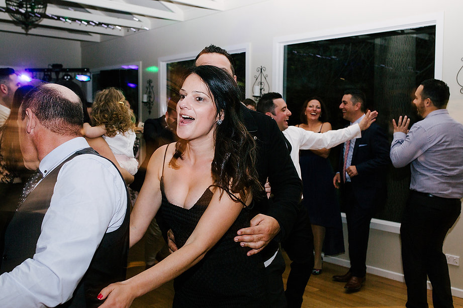 luminare wedding reception