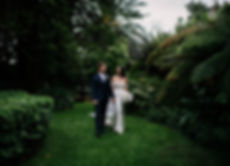 Melbourne garden wedding