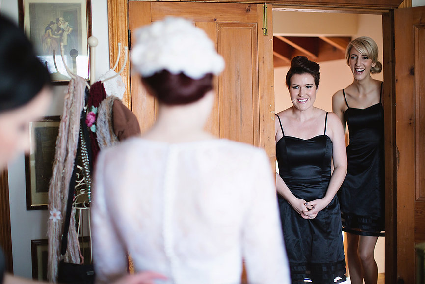 Documentary wedding photography in Melbourne