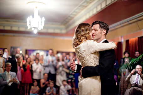 Astor Theatre Wedding, Melbourne