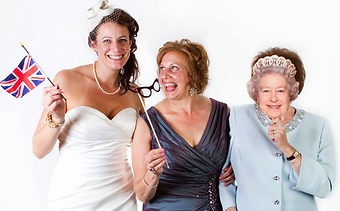 Melbourne photo booth for hire for a wedding