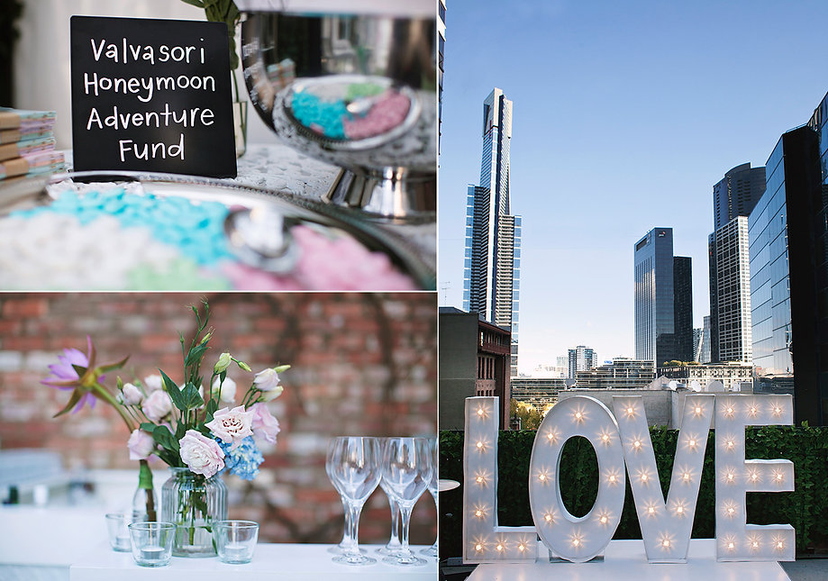 Melbourne city italian wedding