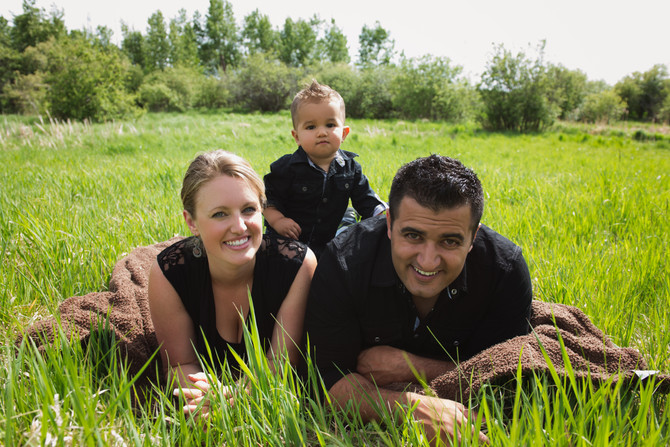 The Azooz Family