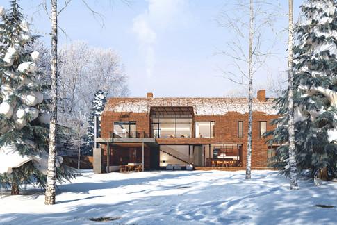 SERGEY SKURATOV ARCHITECTS