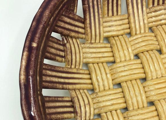Basket, open weave
